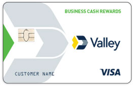 Valley Business Credit Card