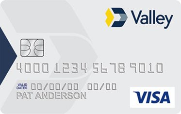 Credit Cards - Valley Bank